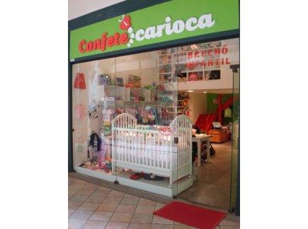 0492483c8e3 Confete Carioca Brechó Infantil. Shopping Città America - Barra da Tijuca -  Rio de Janeiro