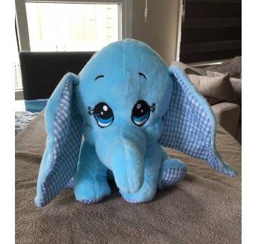 pelúcia elefante