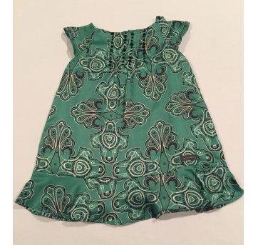 Vestido Green em cetim