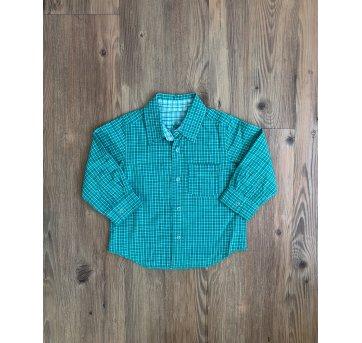 Camisa Xadrez Petit Bateau
