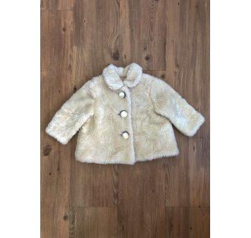 Casaco Pelúcia Zara Baby