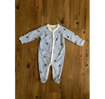 Pijama Ursinho Ralph Lauren
