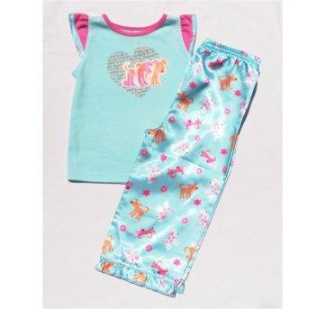 Conjunto Pijama Blusa+Calça cetim CARTER