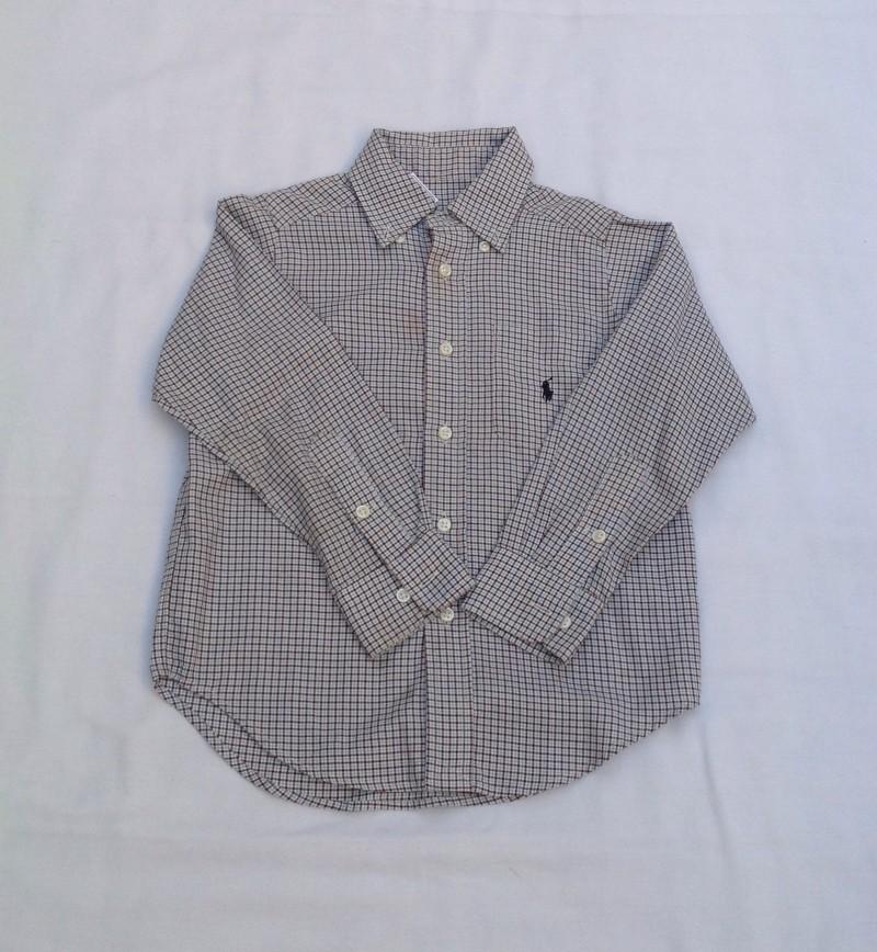 Brechó Infantil Era uma vez Outra vez - Camisa Polo Ralph Lauren Tam ... bbed35efa9b