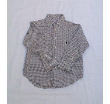 Camisa Polo Ralph Lauren Tam 4/5- R$ 45,00