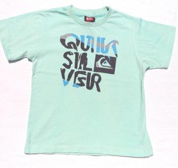 Camiseta Estampada QUIK SILVER 8 Anos