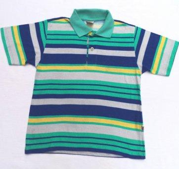 Blusa Polo Listrada PUC 6 Anos