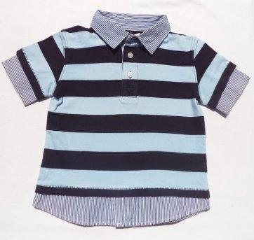 Blusa Polo  Listrada BABY GAP 2 Anos