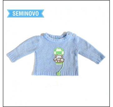 Blusa Baby Way 0-3 meses