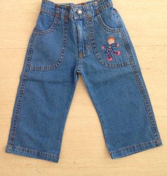 Calça Jeans Lazy 1 ano