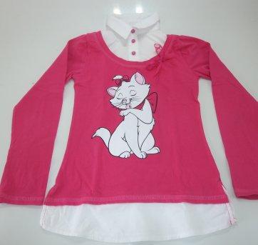 Camisa Gatinha Marie
