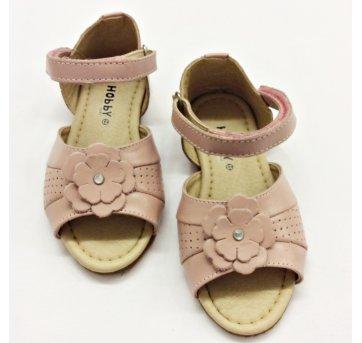 Sandália Hobby Shoes Rosa