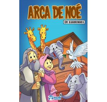 Revista em quadrinhos Arca de Noé (20 revistas)