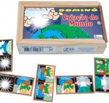 Dominó Criação do Mundo Simgue 480