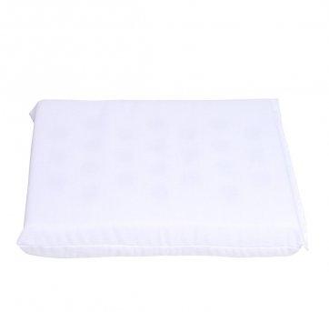Travesseiro Bebê Antialérgico Antissufocante Branco Papi 2930