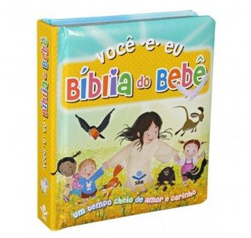 Você E Eu - Bíblia Do Bebê SBB