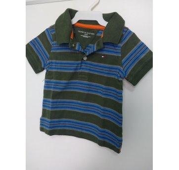 082-Camisa polo listrada Tommy(1144)