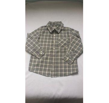 Camisa Xadrez Cherokee Tam 4T